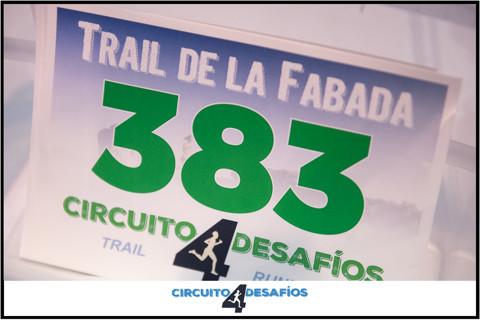 TRAIL DE LA FABADA - MIRAFLORES DE LA SIERRA