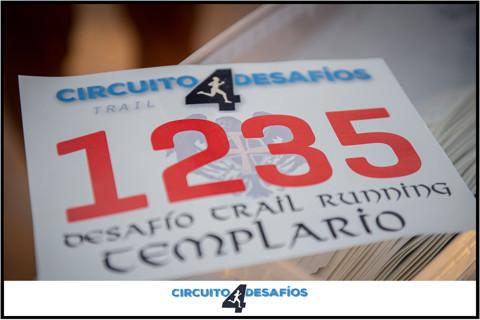 TRAIL TEMPLARIO LA ADRADA