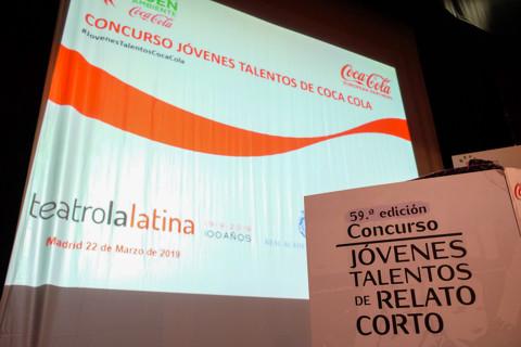 Concurso Jóvenes Talentos 2019 Coca Cola Prueba Escrita