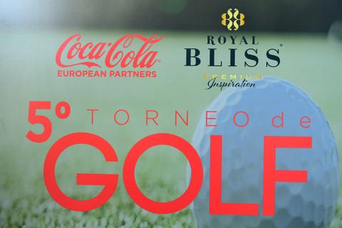 5º Torneo de Golf Coca Cola